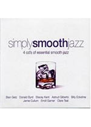 Various Artists - Simply Smooth Jazz (Music CD)