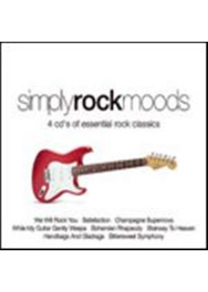 Various Artists - Simply Rock Moods (Music CD)