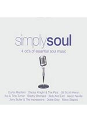 Various Artists - Simply Soul (Music CD)