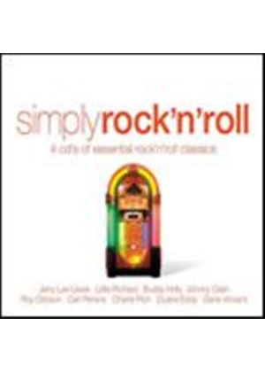 Various Artists - Simply Rocknroll (Music CD)
