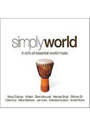 Various Artists - Simply World (Music CD)