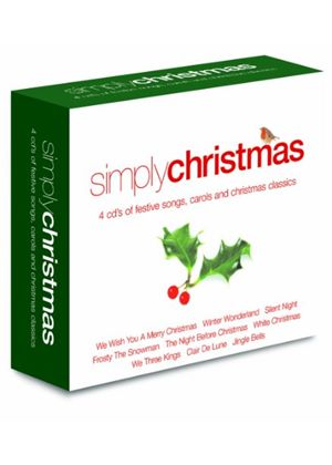 Various Artists - Simply Christmas (Music CD)