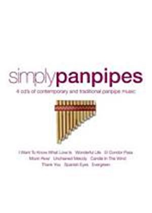 Various Artists - Simply Panpipes (Music CD)