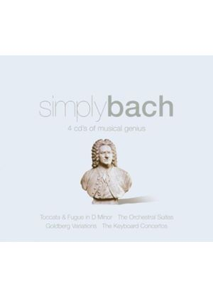 Various Artists - Simply Bach (Music CD)