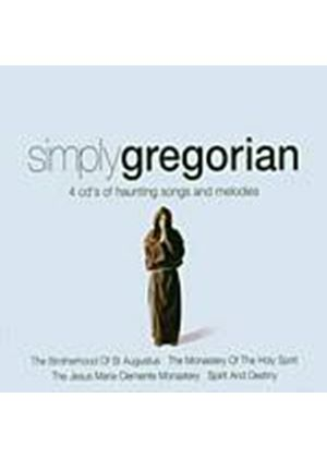 Various Performers - Simply Gregorian (Music CD)