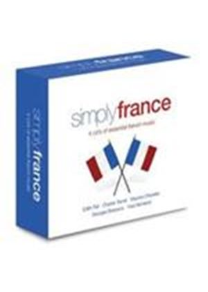 Various Artists - Simply France (Music CD)