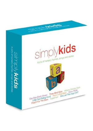 Various Artists - Simply Kids (4CD's Of Nursery Rhymes, Songs And Stories)