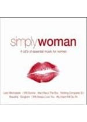 Various Artists - Simply Woman (Music CD)
