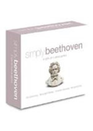 Ludwig Van Beethoven - Simply Beethoven (Music CD)