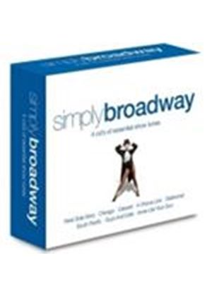 Various Artists - Simply Broadway - 4 CDs Of Essential Show Tunes (Music CD)