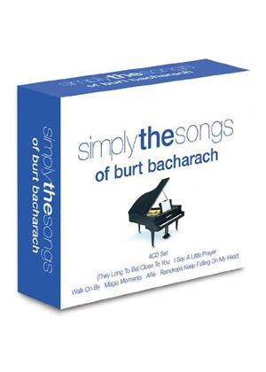 Burt Bacharach - Simply The Songs Of Burt Bacharach (Music CD)