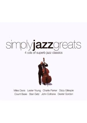 Various Artists - Simply Jazz Greats (Music CD)