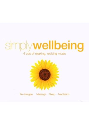Various Artists - Simply Wellbeing (Music CD)