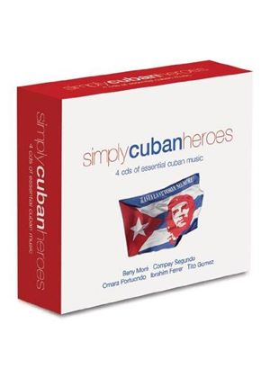 Various Artists - Simply Cuban Heroes (Music CD)