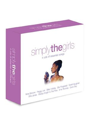 Various Artists - Simply The Girls (Music CD)