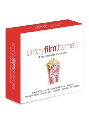 Various - Simply Film Themes (4CD) (Music CD)
