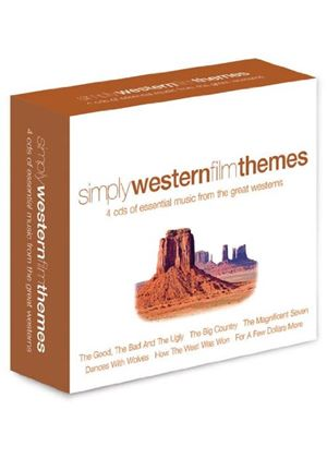 Various - Simply Western Themes (Music CD)
