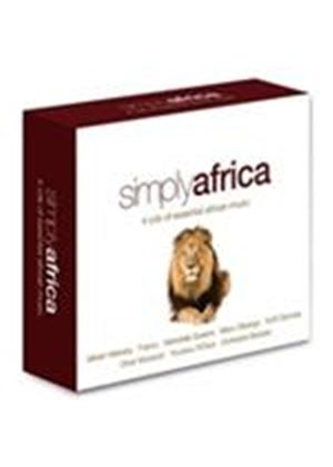 Various Artists - Simply Africa (Music CD)