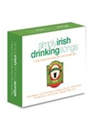 Various Artists - Simply Irish Drinking Songs (Music CD)