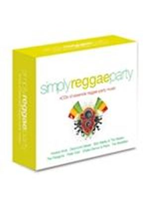 Various Artists - Simply Reggae Party (Music CD)