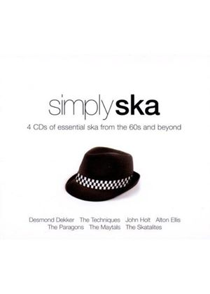 Various Artists - Simply Ska (Music CD)