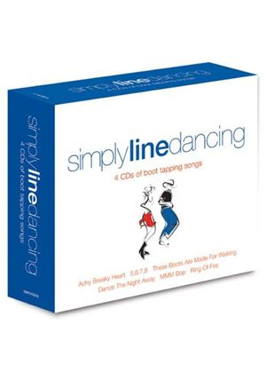 Various Artists - Simply Line Dancing (Music CD)