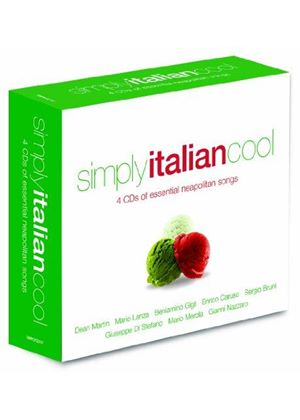 Various Artists - Simply Italian Cool (Music CD)