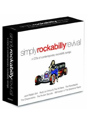 Various Artists - Simply Rockabilly Revival (Music CD)