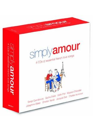 Various Artists - Simply Amore (Music CD)