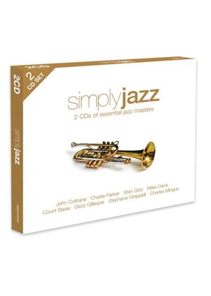 Various - Simply Jazz (2CD) (Music CD)