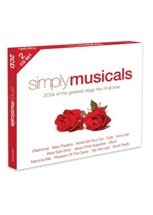 Various - Simply Musicals (2CD) (Music CD)