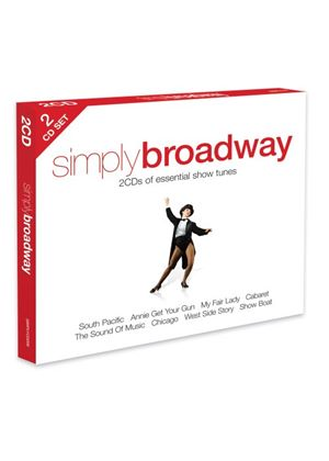 Various Artists - Simply Broadway (Music CD)
