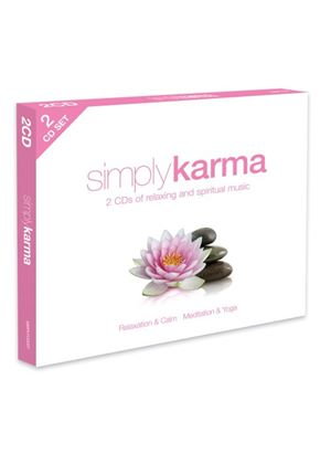 Various - Simply Karma (2CD) (Music CD)