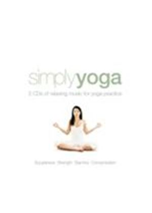 Various Artists - Simply Yoga (Music CD)