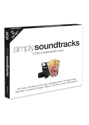 Various Artists - Simply Soundtracks (Music CD)