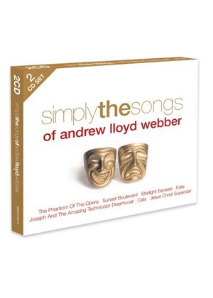 Various Artists - Simply The Songs Of Andrew Lloyd Webber (Music CD)
