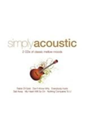 Various Artists - Simply Acoustic (Music CD)