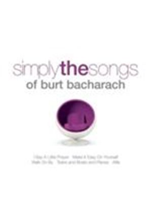 Various Artists - Simply The Songs Of Burt Bacharach (Music CD)
