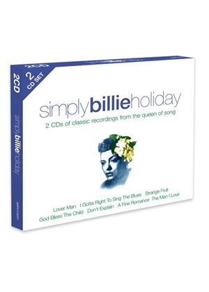Billie Holiday - Simply Billie Holiday (2CD) (Music CD)