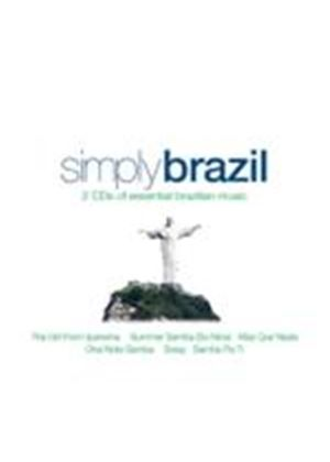 Various Artists - Simply Brazil (Music CD)
