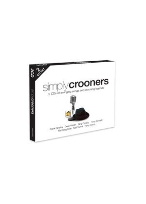 Various Artists - Simply Crooners (Music CD)