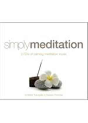 Various Artists - Simply Meditation (Music CD)
