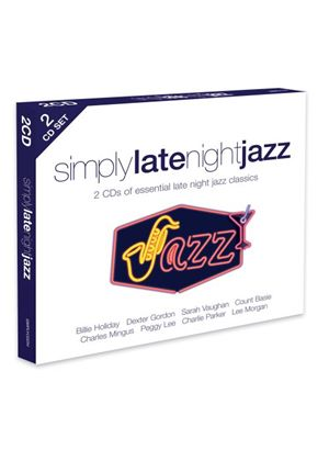 Various Artists - Simply Late Night Jazz (Music CD)