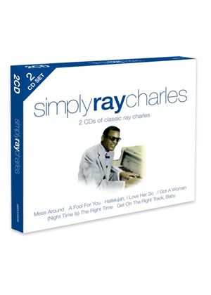 Ray Charles - Simply Ray Charles (Music CD)