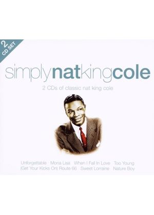Nat King Cole - Simply Nat King Cole (Music CD)
