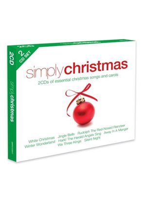 Various - Simply Christmas (Music CD)