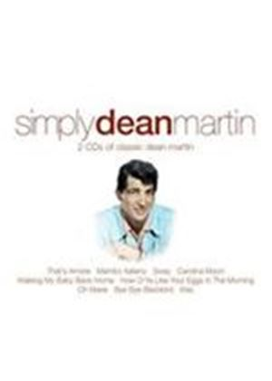 Dean Martin - Simply Dean Martin (Music CD)