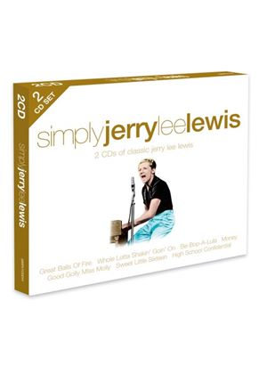 Jerry Lee Lewis - Simply Jerry Lee Lewis (Music CD)