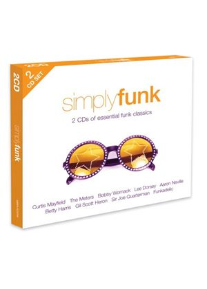 Various - Simply Funk (Music CD)