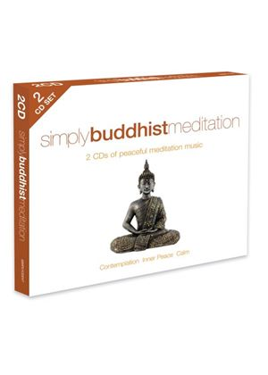 Various - Simply Buddhist Meditation (Music CD)